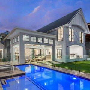 The Prestige Poperty Magazine - www.prestigepropertymagazine.com - Hamptons Inspired Home